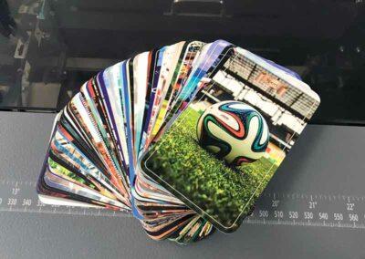 Impression de jeu de cartes personnalisé